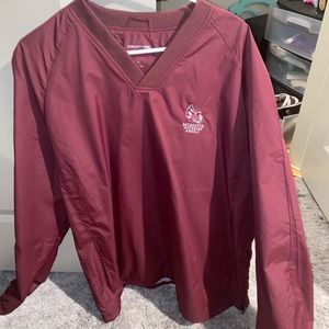 XL Meredith college pullover